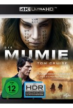 Die Mumie (4K Ultra HD) Cover
