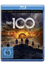 The 100 - Die komplette 4. Staffel  [2 BRs]<br><br> Blu-ray-Cover