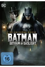 Batman - Gotham By Gaslight DVD-Cover