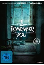 I remember you DVD-Cover