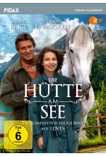 Die Hütte am See (Pidax Film-Klassiker)  [2 DVDs] DVD-Cover