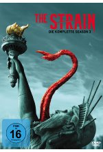 The Strain - Season 3  [3 DVDs] DVD-Cover