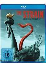 The Strain - Season 3  [3 BRs] Blu-ray-Cover