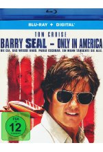 Barry Seal - Only in America Blu-ray-Cover