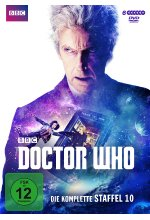 Doctor Who - Die komplette 10. Staffel  [6 DVDs] DVD-Cover