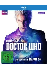 Doctor Who - Die komplette 10. Staffel  [5 BRs] Blu-ray-Cover