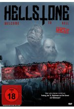 Hellstone - Welcome to Hell (Uncut Edition) DVD-Cover