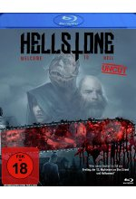 Hellstone - Welcome to Hell (uncut Edition) Blu-ray-Cover