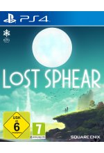 Lost Sphear Cover