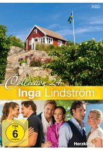 Inga Lindström Collection 24 [3 DVDs im Schuber] DVD-Cover