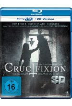The Crucifixion  (inkl. 2D-Version) Blu-ray 3D-Cover