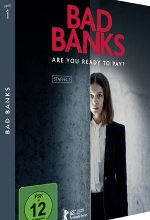 Bad Banks - Die komplette erste Staffel [2 DVDs] DVD-Cover