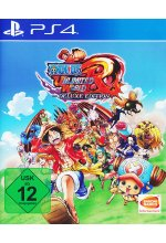 One Piece Unlimited World Red - Deluxe-Edition Cover