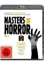 Masters of Horror 1 - Vol. 4  (Carpenter/McNaughton/Miike/Cohen) Blu-ray-Cover