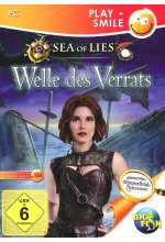Sea of Lies: Welle des Verrats Cover
