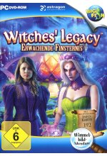 Witches Legacy - Erwachende Finsternis Cover