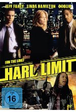 Hard Limit - On the Line DVD-Cover