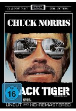 Black Tiger - Classic Cult Edition - Uncut/HD-Remastered DVD-Cover