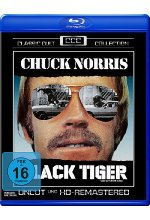 Black Tiger - Classic Cult Edition - Uncut/HD-Remastered Blu-ray-Cover