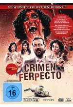 Crimen Ferpecto: Ein ferpektes Verbrechen - UNCUT - 2-Disc Limited Collector's Edition Nr. 10 (Blu-ray + Soundtrack CD) Blu-ray-Cover