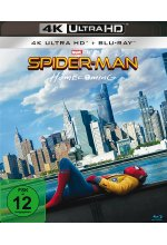 Spider-Man: Homecoming  (4K Ultra HD) (+ Blu-ray) Cover