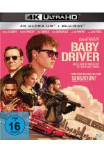 Baby Driver  (4K Ultra HD) (+ Blu-ray) Cover