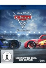 Cars 3 - Evolution Blu-ray-Cover