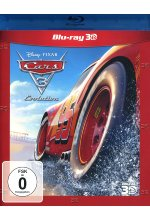 Cars 3 - Evolution Blu-ray 3D-Cover