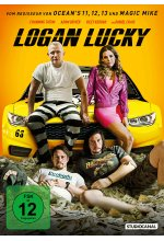 Logan Lucky DVD-Cover