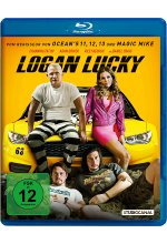 Logan Lucky Blu-ray-Cover