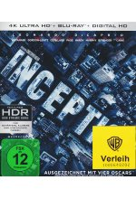 Inception  (4K Ultra HD) (+ 2 Blu-rays) <br> Cover