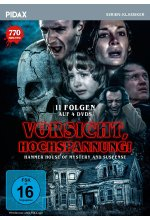 Vorsicht, Hochspannung! (Hammer House of Mystery and Suspense) (Pidax Film-Klassiker  [4 DVDs] DVD-Cover