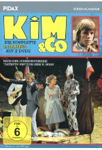 Kim & Co, Vol. 2  (Pidax Serien-Klassiker)  [2 DVDs] DVD-Cover