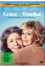 Grace and Frankie - Die komplette zweite Season  [3 DVDs] DVD-Cover