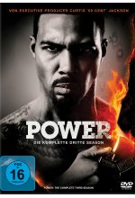 Power - Die komplette dritte Season  [4 DVDs] DVD-Cover