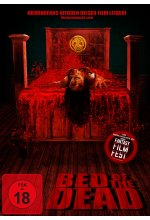 Bed of the Dead DVD-Cover