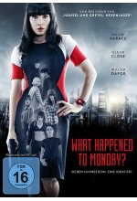 What Happened To Monday? DVD-Cover