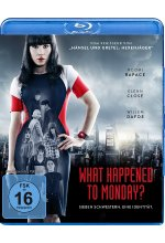 What Happened To Monday? Blu-ray-Cover