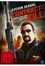 Contract to Kill - Zwischen den Fronten DVD-Cover