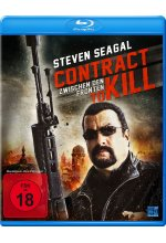 Contract to Kill - Zwischen den Fronten Blu-ray-Cover