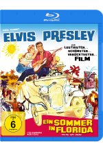 Elvis Presley - Ein Sommer in Florida - Follow That Dream Blu-ray-Cover
