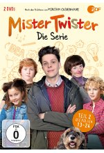 Mister Twister - Die TV-Serie - Vol. 2  [2 DVDs] DVD-Cover