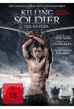 Killing Soldier - Der Krieger - Uncut DVD-Cover