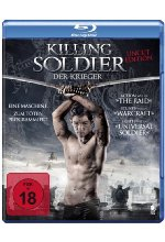 Killing Soldier - Der Krieger - Uncut Blu-ray-Cover