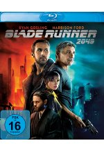 Blade Runner 2049 Blu-ray-Cover