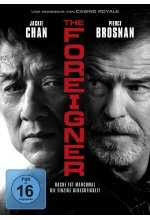 The Foreigner DVD-Cover