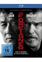 The Foreigner Blu-ray-Cover