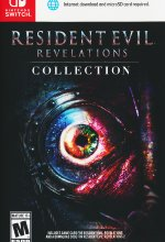 Resident Evil Revelations Collection (IMPORT-GAME) Cover