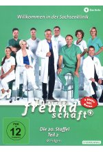 In aller Freundschaft - Staffel 20.2  [5 DVDs] DVD-Cover