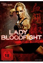 Lady Bloodfight - Fight for your life DVD-Cover
